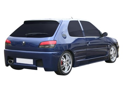 Peugeot 306 Vector Rear Bumper