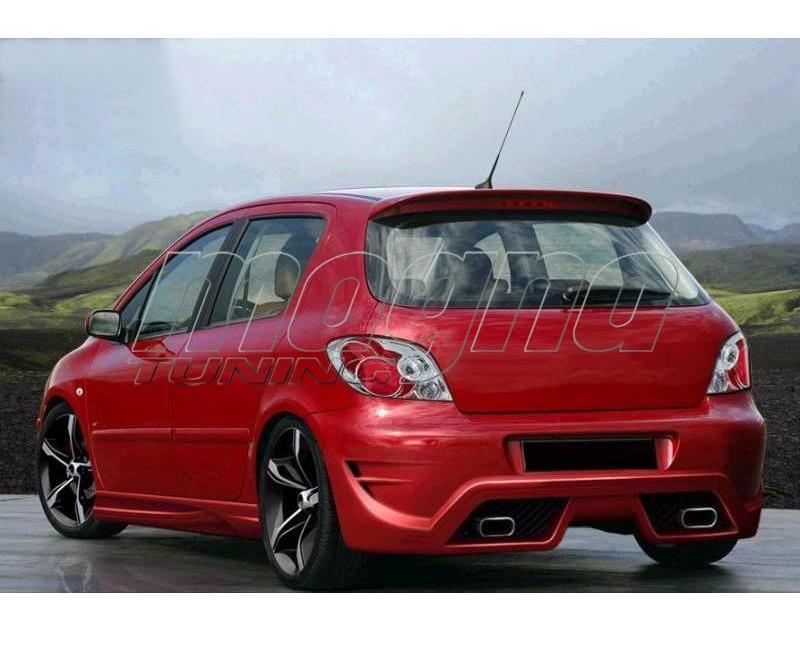 Peugeot 307 Bara Spate M-Style