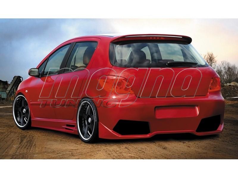 Peugeot 307 Body Kit Lambo-Style
