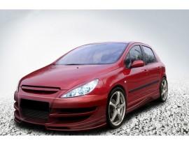 Peugeot 307 Body Kit M-Style