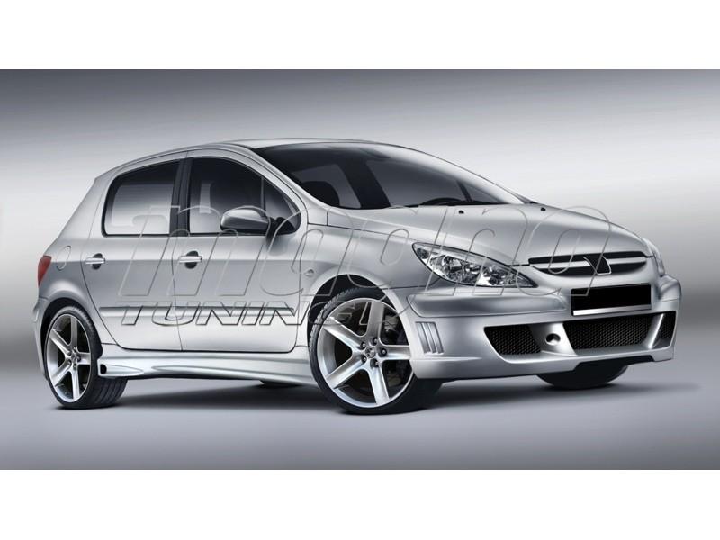Peugeot 307 Body Kit ST