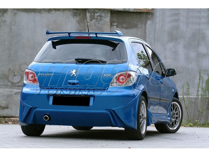 Peugeot 307 Body Kit Shooter