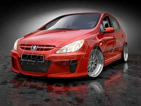 Peugeot 307 Body Kit XF