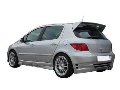 Peugeot 307 Boomer Rear Wing