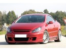 Peugeot 307 CC Body Kit Recto