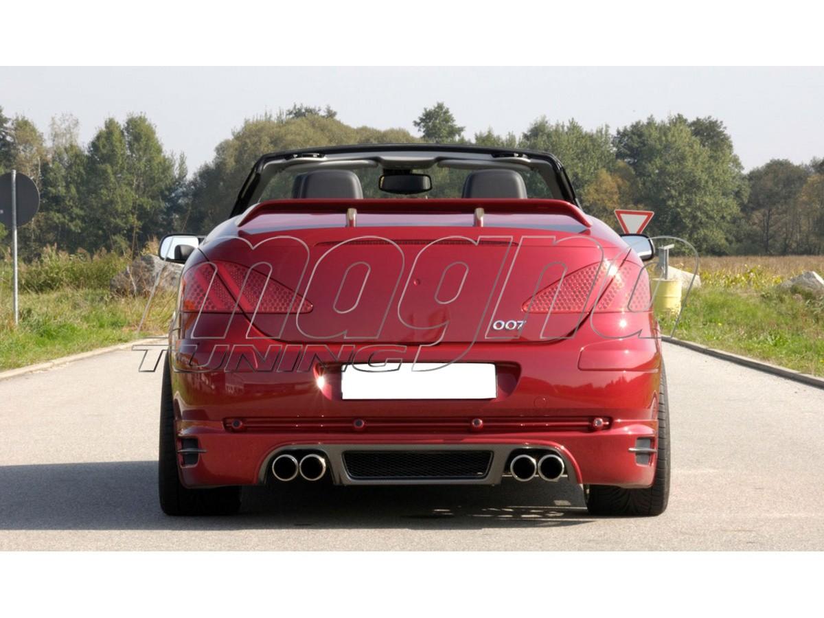 Peugeot 307 CC Extensie Bara Spate Recto