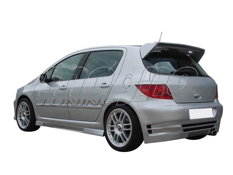 Peugeot 307 Eleron Boomer