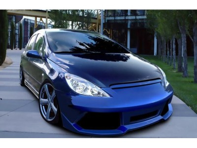 Peugeot 307 Lambo-Style Front Bumper