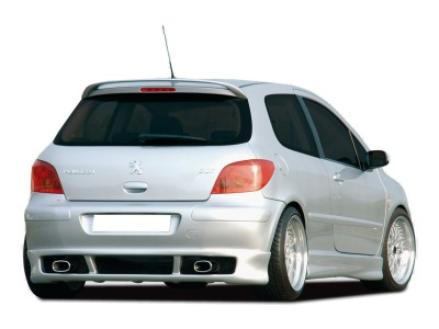 Peugeot 307 RX Rear Bumper Extension