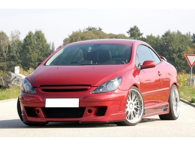 Peugeot 307 Recto Side Skirts