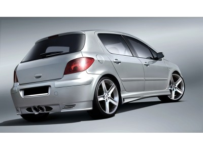 Peugeot 307 ST Side Skirts