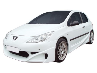 Peugeot 307 Schinobi Side Skirts