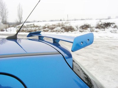 Peugeot 307 Shooter Rear Wing