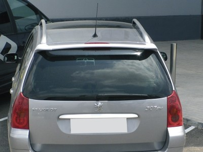 Peugeot 307 Speed Rear Wing