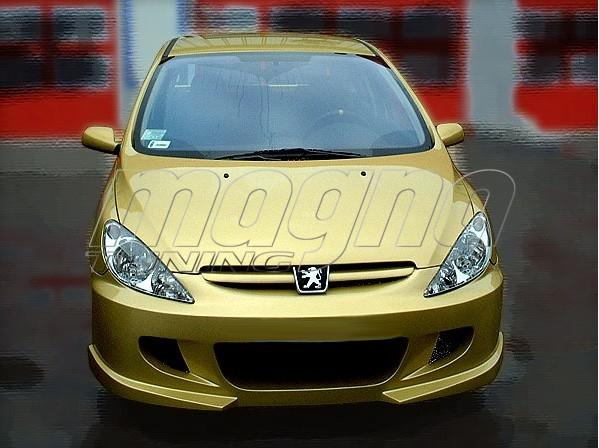 peugeot 307 x-tech front bumper