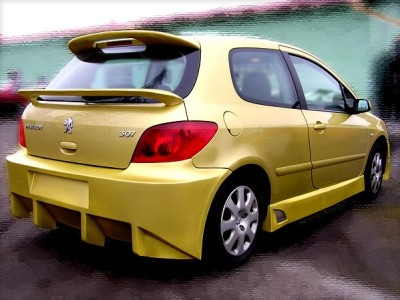 Peugeot 307 X-Tech Rear Wing