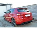 Peugeot 308 MK2 GTI M2 Rear Bumper Extension