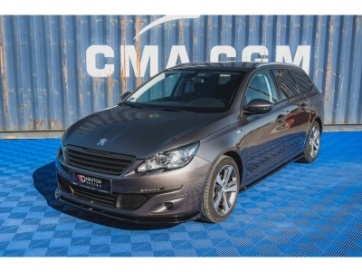 Peugeot 308 MK2 Matrix2 Front Bumper Extension