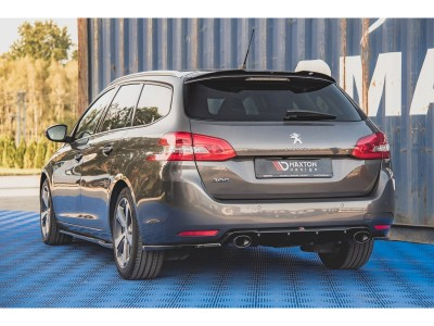 Peugeot 308 MK2 SW Meteor Rear Bumper Extension