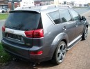 Peugeot 4007 Helios Running Boards