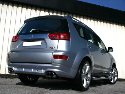 Peugeot 4007 Mystic Rear Bumper
