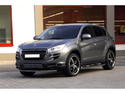 Peugeot 4008 Mystic Running Boards