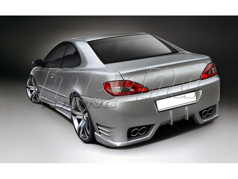 Peugeot 406 Coupe Bara Spate F-Design