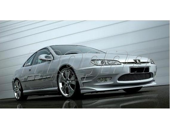Peugeot 406 coupe exclusive body kit - Kit carrosserie peugeot 406 coupe ...
