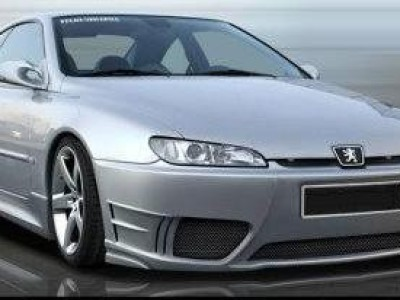 Peugeot 406 Coupe Exclusive Side Skirts