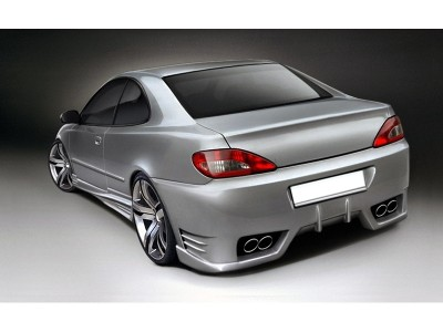 Peugeot 406 Coupe F-Design Heckstossstange
