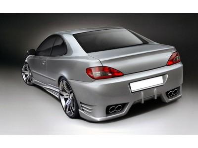 Peugeot 406 Coupe F-Design Rear Bumper