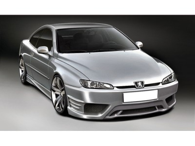 Peugeot 406 Coupe F-Design Side Skirts