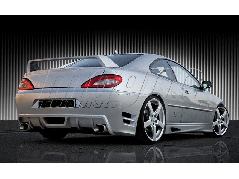 Peugeot 406 coupe kx racing side skirts - Kit carrosserie peugeot 406 coupe ...