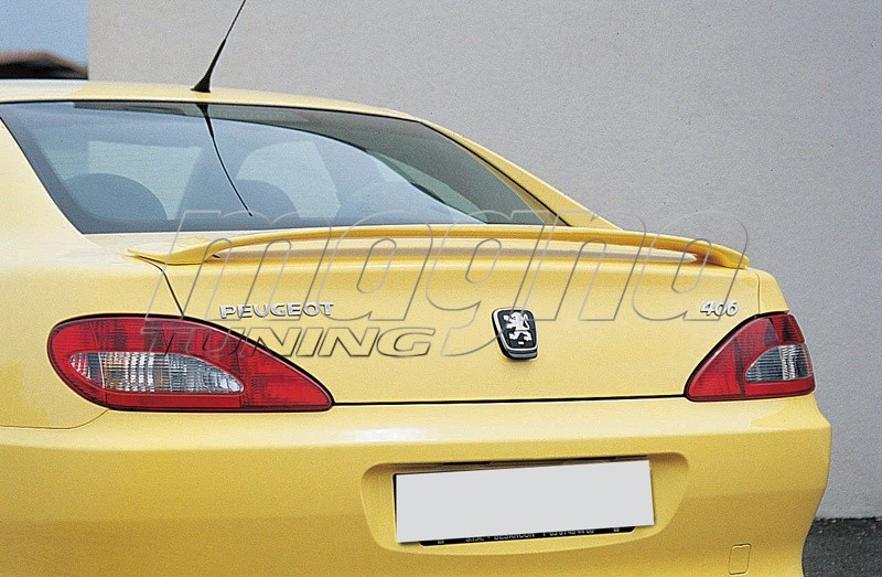 peugeot 406 coupe sport rear wing. Black Bedroom Furniture Sets. Home Design Ideas
