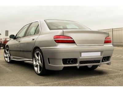 Peugeot 406 Limousine Boost Side Skirts