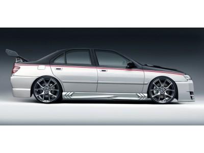 Peugeot 406 Limousine Power Seitenschwellern