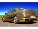 Peugeot 406 Limousine Vortex Rear Bumper