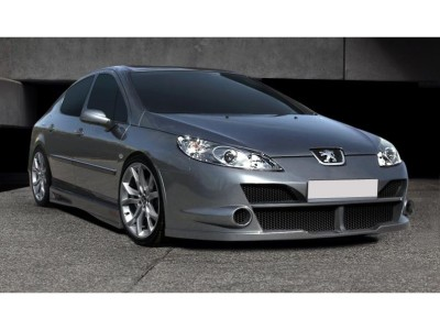 peugeot 407 body kit front bumper rear bumper side. Black Bedroom Furniture Sets. Home Design Ideas