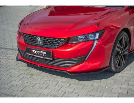 Peugeot 508 MK2 MX Front Bumper Extension