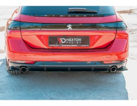 Peugeot 508 MK2 MX Rear Bumper Extension