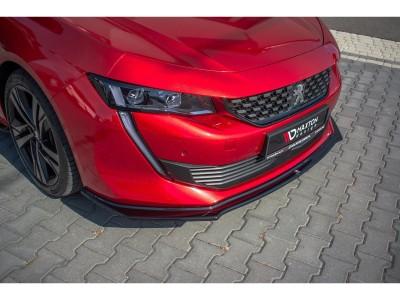 Peugeot 508 MK2 MX2 Front Bumper Extension