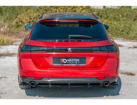 Peugeot 508 MK2 MX2 Rear Bumper Extension