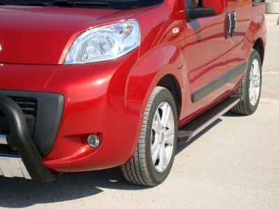Peugeot Bipper MK3 Trax Running Boards