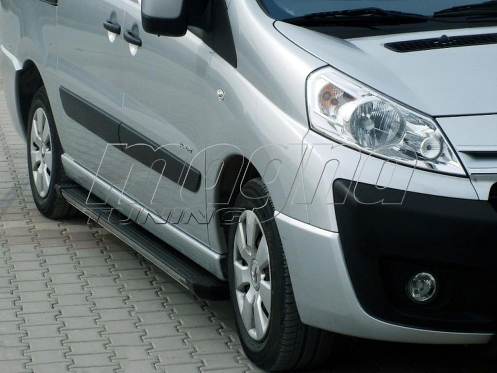 Peugeot Expert MK2 Praguri Laterale T2