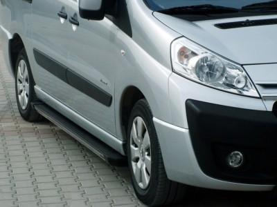 Peugeot Expert MK2 Traxx Trittbretter