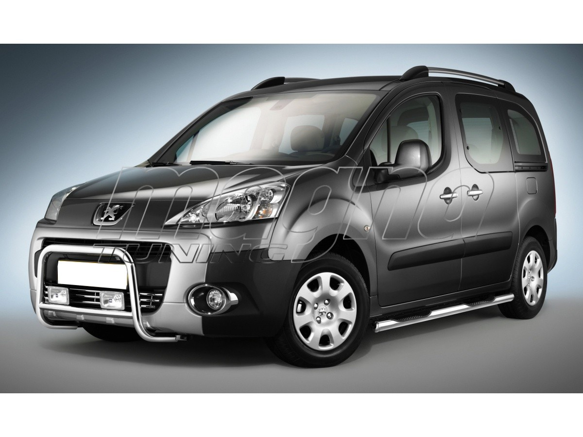 Peugeot Partner MK2 Bullbar Mystic