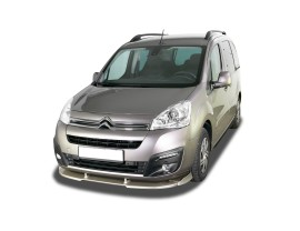 Peugeot Partner MK2 Facelift V2 Front Bumper Extension