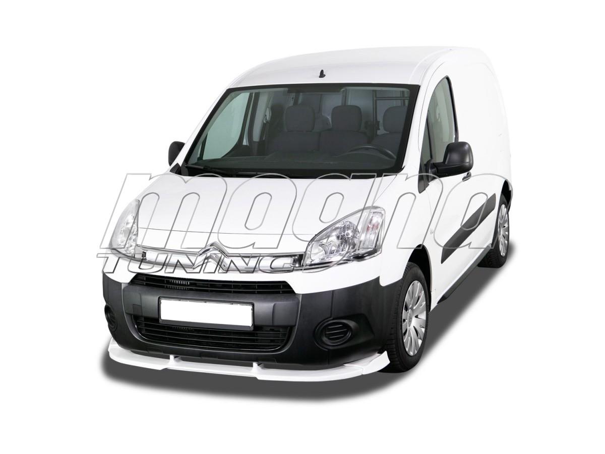 Peugeot Partner MK2 Verus-X Front Bumper Extension