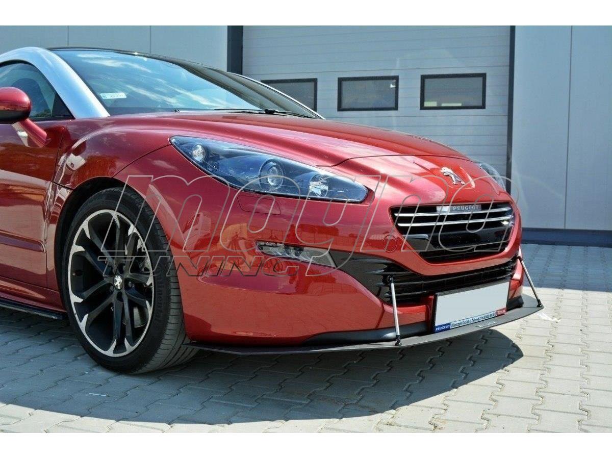 Peugeot RCZ Facelift Extensie Bara Fata Racer