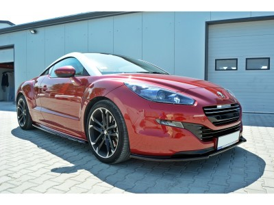 Peugeot RCZ Facelift MX Front Bumper Extension